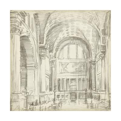 Interior Architectural Study IV