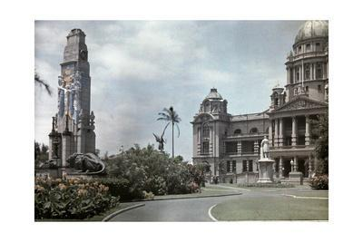 A View of Durban's Civic and Patriotic Center