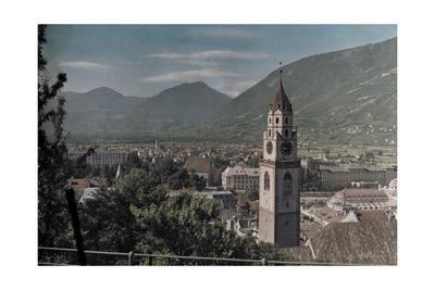 A View of Merano
