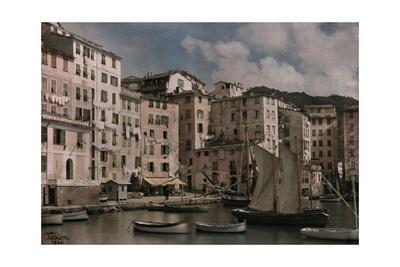 A View of the Riviera Di Levante