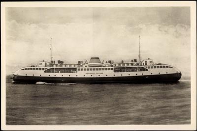Zeeland Steamship Co., Dampfschiff Koningin Juliana