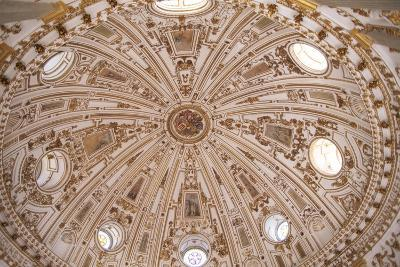 Decoration of Vaulted Ceiling of Music Hall, 1591-1596