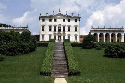 Villa Negri Piovene, 1763, Mussolente, Veneto, Italy