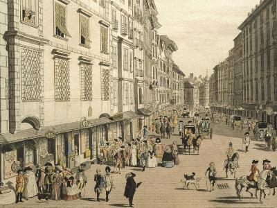 Vienna Coal Market, 1786