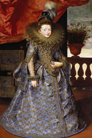 Portrait of Margherita of Savoy