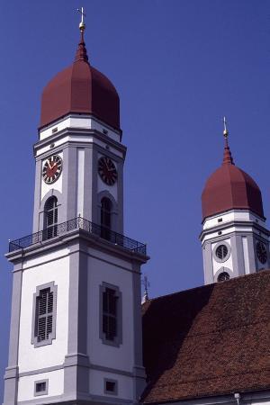 Sankt Urban Cistercian Abbey