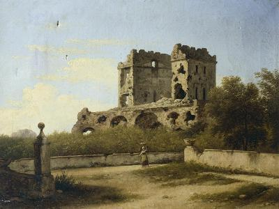 The Ruins of the Farmhouse of Four Winds, 1849