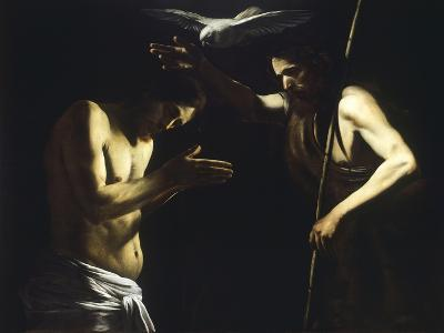 The Baptism of Christ, 1578-1635