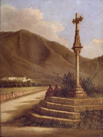 The Cross of Santa Maria Del Gesu