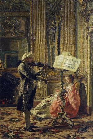 Music, 1875