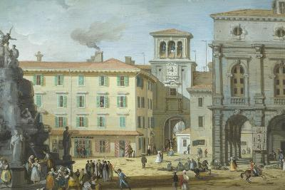 Italy, Trieste, St Peters Square