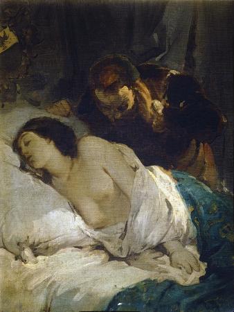 Parisina, Circa 1854