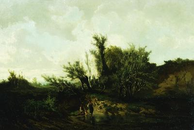 One Morning, 1862