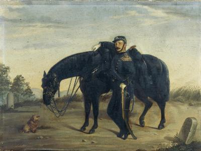 Portrait of Giovanni Cornia, 1863