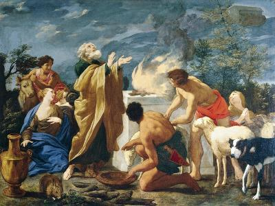 The Thanksgiving of Noah, 1639-1709