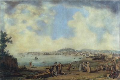 Naples from Magdalene Bridge, 1791