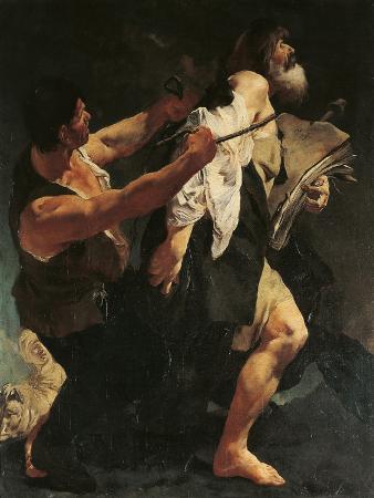 Martyrdom of St James