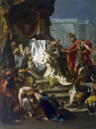 Sacrifice of Jephthah's Daughter