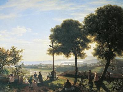 View of Genoa, 1825