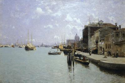 Morning on Giudecca, 1892