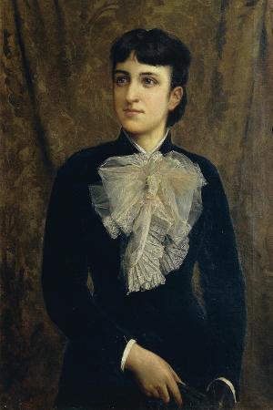 Portrait of a Lady, 1885