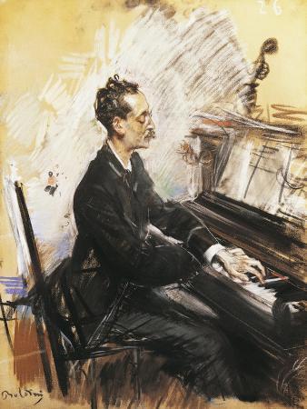 The Pianist Rey Colaco, 1883
