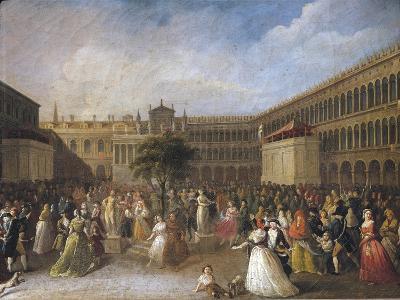 National Festival in Venice in 1797, 1770 - 1849