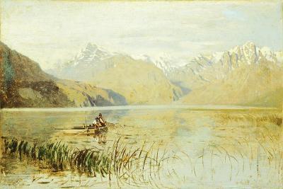 Lake Novate Mezzola