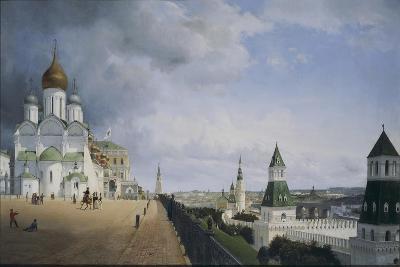 Moscow, 1839, Door of Triptych