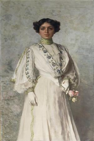 Portrait of Giulia Tricca
