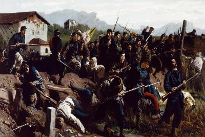 The Battle of Varese, Circa 1862
