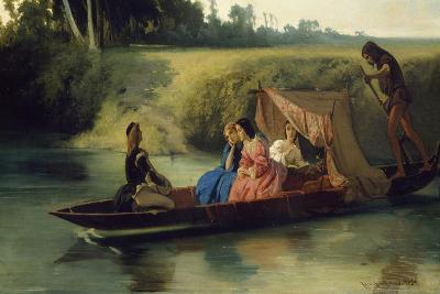 Romance on the Ticino, 1859
