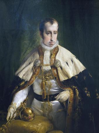 Portrait of Ferdinand I of Austria