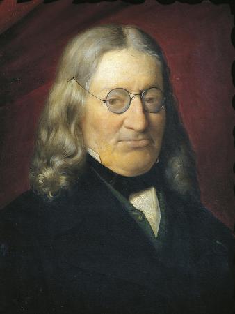 Portrait of Jacopo Sanvitale