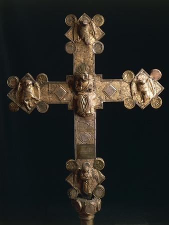 Processional Cross, 1386