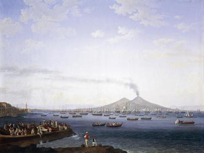 The Return of the Fleet from Algeria to the Bay of Naples, 1737-1807
