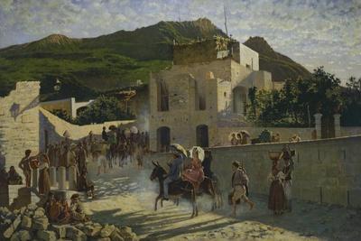 Anacapri, 1874