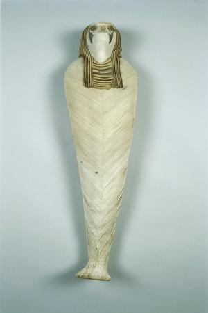 Mummy of a Hawk, 1st-2nd Century A.D.