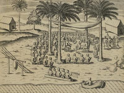 Welcome from Indigenous African Natives, 1599