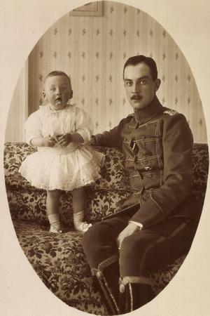 Herzog Ernst August Zu Braunschweig Mit Sohn, Npg