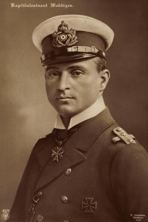 U Boot Kapitänleutnant Weddigen, Npg 4971