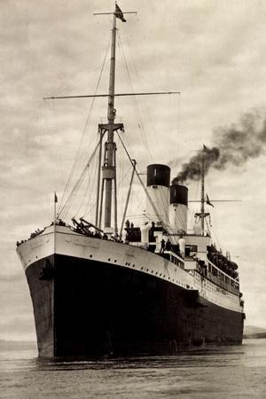 Hamburg Süd, HSDG, M.S. Monte Sarmiento, Dampfer