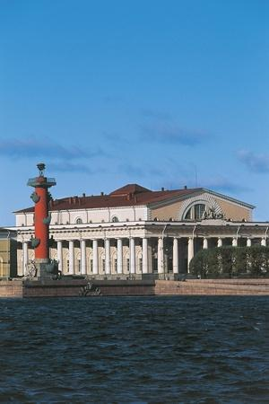 Russia, Saint Petersburg, Vasilievsky Island, Central Military and Naval Museum