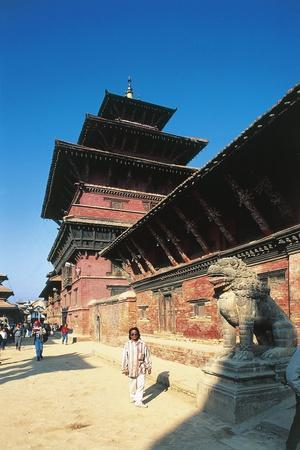 Nepal, Kathmandu Valley, Lalitpur, Patan, Royal Palace
