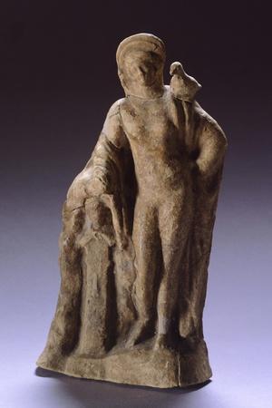 Aphrodite, Terracotta Statue from Armeni, Near Vlore, Albania, 3rd Century BC