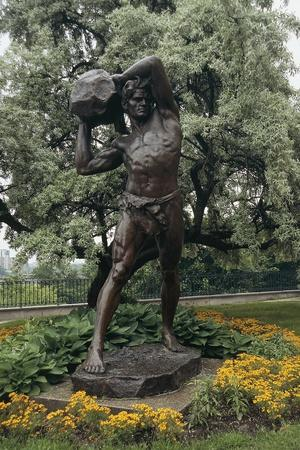 Statue to the Worker, Warsaw, Mazowieckie, Poland