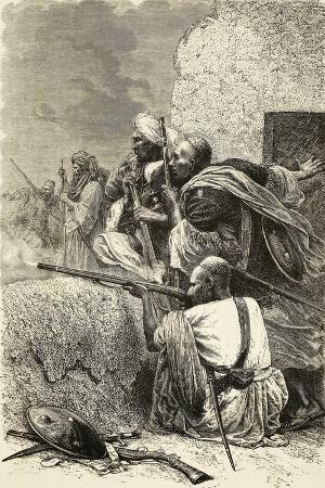 Afghan Guerrillas, Second Anglo-Afghan War, Afghanistan