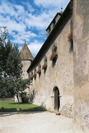 Mareccio Castle, Bolzano, Trentino-Alto Adige, Italy, 12th Century