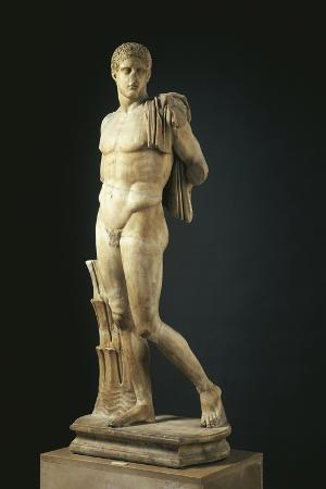 Italy, Campania, Cumae, Diomedes, Hellenistic-Roman Copy after the Original Greek Statue