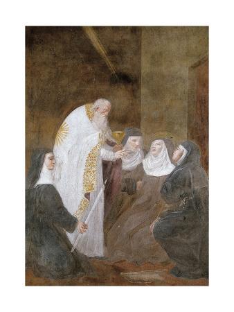 Death of Saint Liberata, 1798